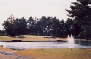 相模原ゴルフクラブ東コース11番ホール