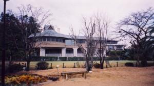 奈良国際ゴルフ倶楽部 クラブハウス