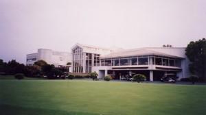 パサージュ琴海アイランドゴルフクラブ クラブハウス