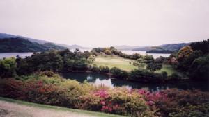 パサージュ琴海アイランドゴルフクラブ 3番ホール・パー3