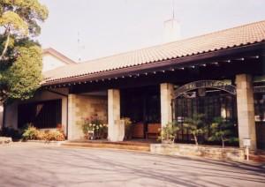 城陽カントリー倶楽部 クラブハウス