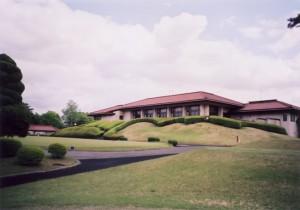 ニュー・セントアンドリュース ゴルフクラブ・ジャパン クラブハウス
