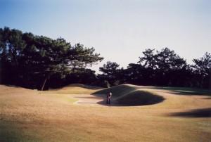 芥屋ゴルフ倶楽部 10番ホール