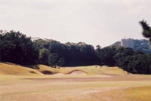 芥屋ゴルフ倶楽部 6番ホール