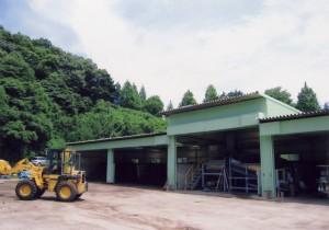 大相模カントリークラブ 愛川アグリのコンポスト工場
