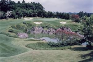 富里ゴルフ倶楽部 7番 175ヤード Par3