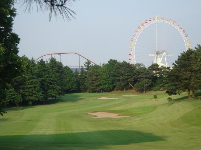よみうり ゴルフ 倶楽部 東京よみうりカントリークラブ