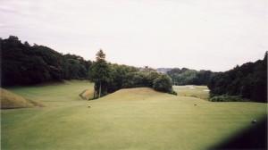 葛城ゴルフ倶楽部 山名コース 2番ホール