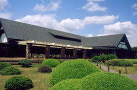 茨城ゴルフ倶楽部東コース クラブハウス